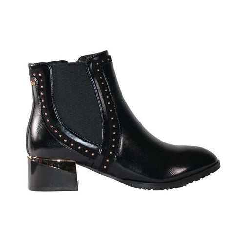 Kate Appleby Ankle Boots  - Contin - Black