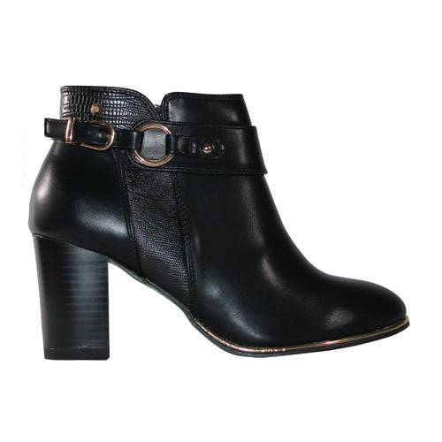 Kate Appleby Ankle Boots - Doune - Black