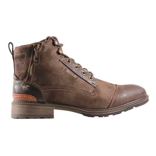 Mustang Men's  Boots  - 4140504 - Brown