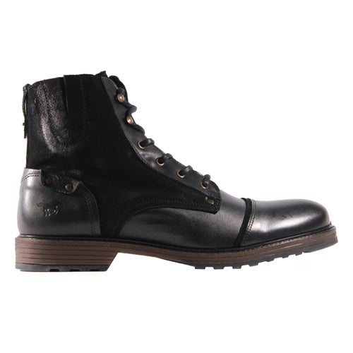 Mustang Mans Boot - 4926502 - Black