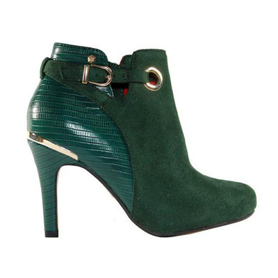 Kate Appleby Ankle Boots - Corpach - Green