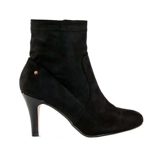 Kate Appleby Ankle Boots - Aberfeloy - Black