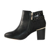 Kate Appleby Ankle Boots  - Castlebay - Black