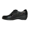Waldlaufer Wide Fit  Walking Shoes - 305006 - Black