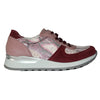 Waldlaufer Wide Fit Trainer - H64001 - Burgundy