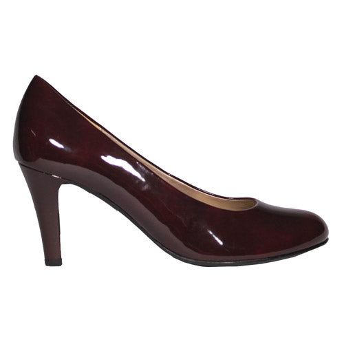 Gabor High Heel Dressy Shoe - 31.310 - Wine