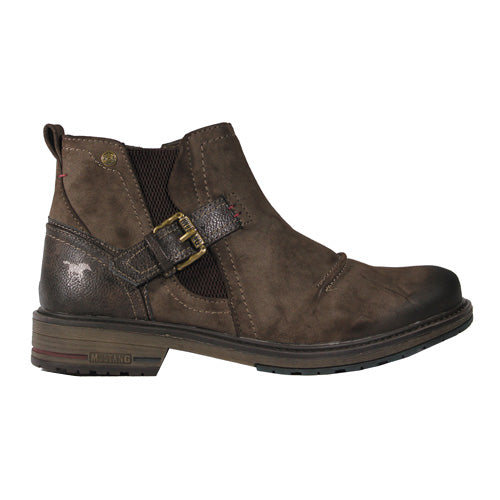 Mustang Men's Boots - 4157601 - Brown