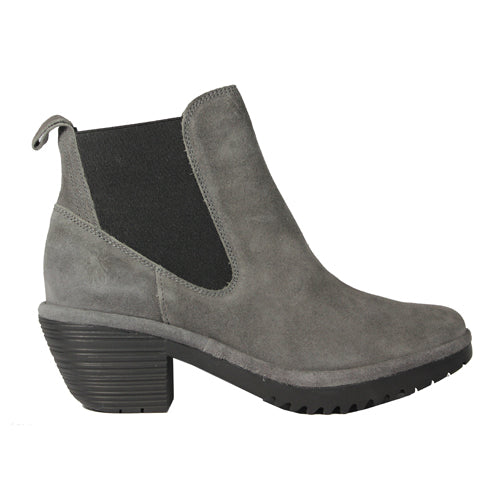 Fly London Ankle Boots - Wasp - Grey