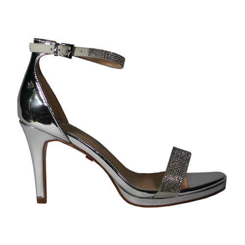 Una Healy Dressy Sandals - Good Enough - Silver