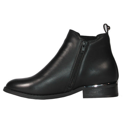 Claudia Ghizzani  Chelsea Boots - 2.AA9314  - Black