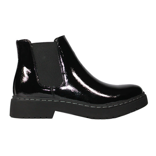 Claudia Ghizzani Chelsea Boots - 2.AB8303 - Black Patent