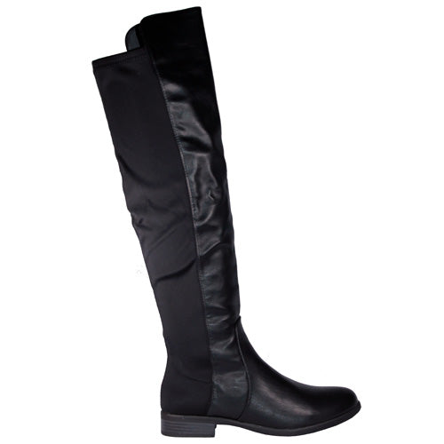 Claudia Ghizzani Knee Boots - 2.411869 - Black
