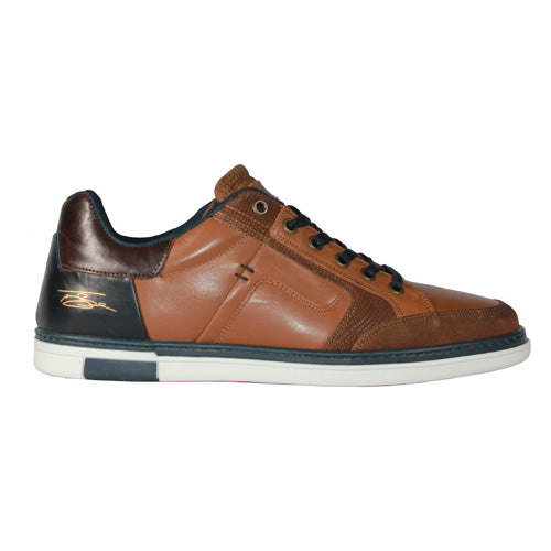 Tommy Bowe Men's Trainers - Wycherley - Tan