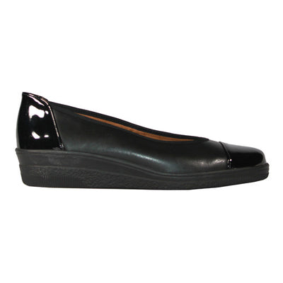 Gabor Low Wedge Pumps - 46.402 - Black
