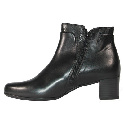Gabor Ankle Boot - 52.828 - Black