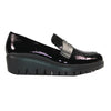Wonders Wedge Loafers - C33223 - Black