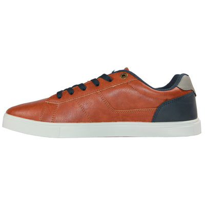 Tommy Bowe Trainers - Muldoon - Tan