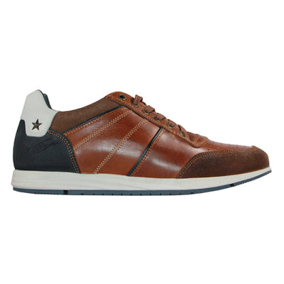 Tommy Bowe Trainers - Reilly - Tan