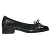 Pitillos Pumps - 6370 - Black Patent