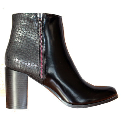 Millie & Co Ankle Boot - Emmie - Black