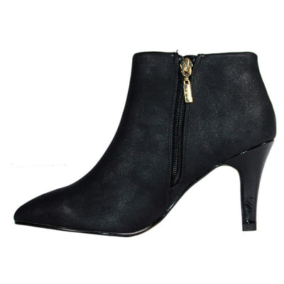 Kate Appleby Ankle Boots- Arrochar - Black Glitter