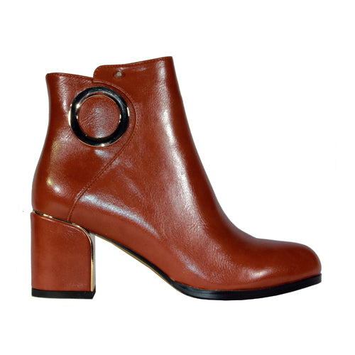 Kate Appleby Ankle Boots - Aboyne - Tan
