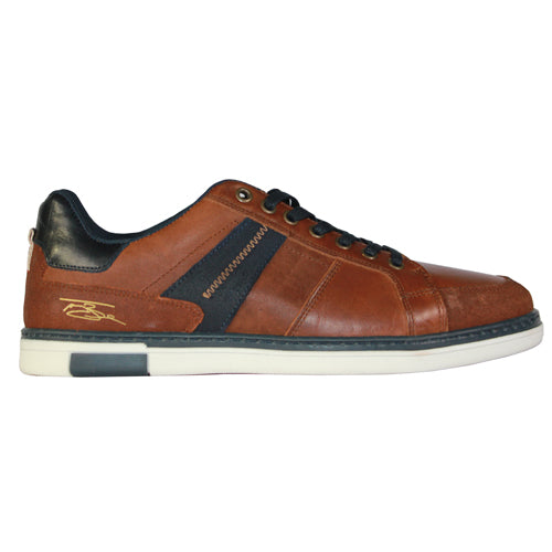 Tommy Bowes Mens Trainer - Wren - Tan