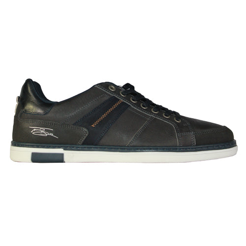 Tommy Bowe Mens Trainers - Wren - Grey