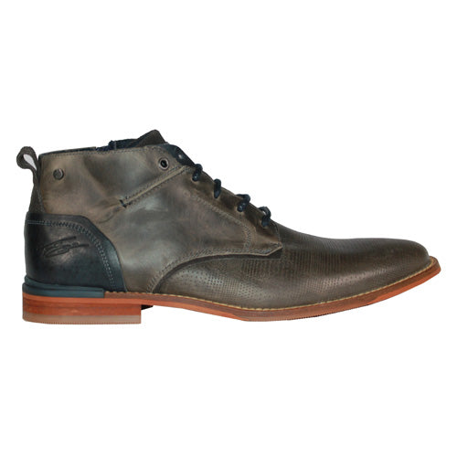 Tommy Bowe Ankle Boots - Hodnett - Grey