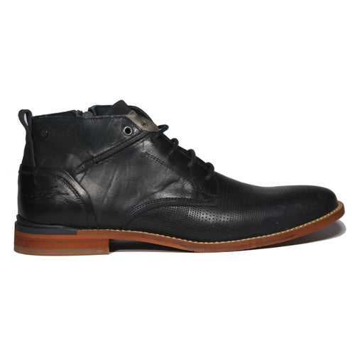 Tommy Bowe Ankle Boots- Hodnett - Navy