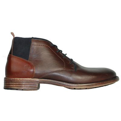 Brent Pope Boots- Hope - Walnut Brown