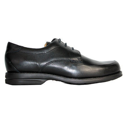 Anatomic Gel Men's Wide Fit Laced Shoe - 454527 - Black