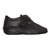 Roamers Ladies Extra Wide Fitting Shoe - L042A - Black