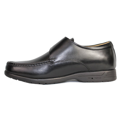 Roamers Extra Wide Fit Shoes - M190 - Black