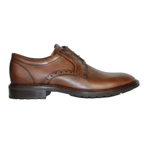 Ecco Mans Dressy Shoe - 640304 - Brown
