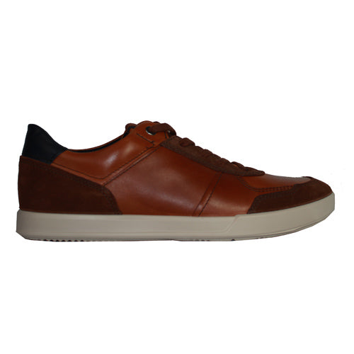 Ecco Mans Casual Shoe - 536374 - Tan