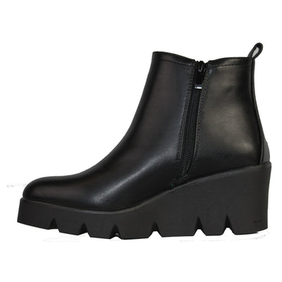Millie & Co Ankle Boots - Elizabeth - Black
