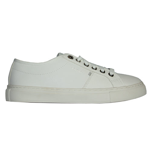 Tommy Bowe Ladies Trainers - Delaney - White
