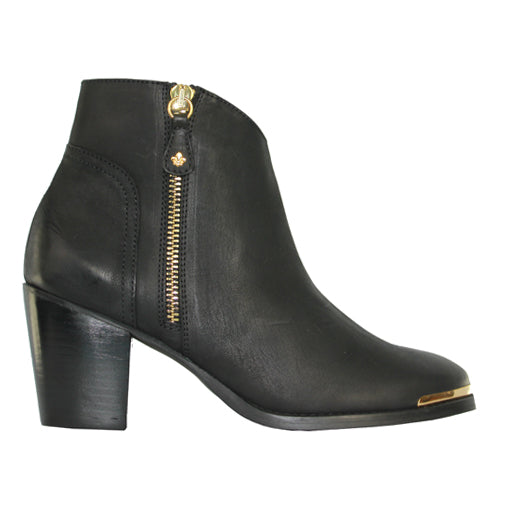 Amy Huberman Ankle Boots - Affair to Remember - Black