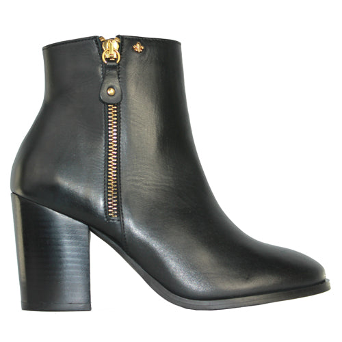 Amy Huberman Ankle Boots - Cold War - Black