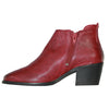 Amy Huberman Ankle Boots - Bridget Jones Diary - Red