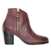 Amy Huberman Ankle Boots- Affair to Remember - Burgundy