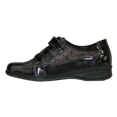 Suave Walking Shoe - Nicole - Pewter