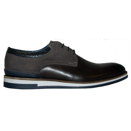 Brent Pope Dressy Shoe - Winton - Grey