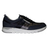 Waldlaufer Wide Fit Trainers - 908009 - Navy