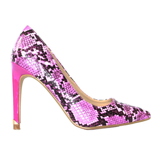 Millie & Co. High Heel - Lizzie - Purple