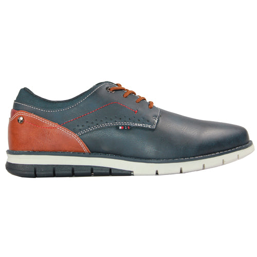 Tommy Bowe Casual Shoes - Marshall - Navy