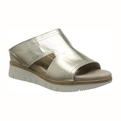 Marco Tozzi Wedge Sandal - 27201-24 - Gold