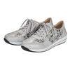 Rieker Trainers - N1112-62/80 - Silver