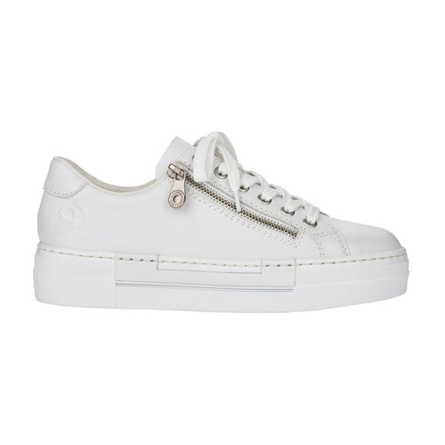 Rieker Trainers - N4921-80/00 - White